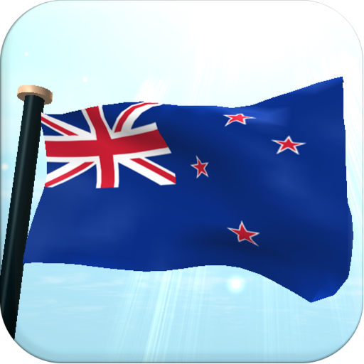 App Insights New Zealand Flag 3d Wallpaper Apptopia