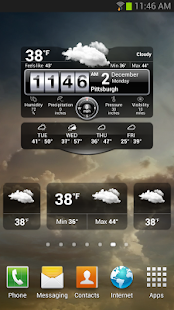 Weather Live - screenshot thumbnail