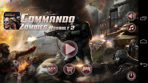 Commando Zombie Assault 2