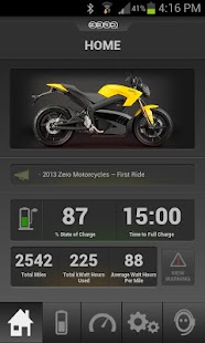 Zero Motorcycles - screenshot thumbnail