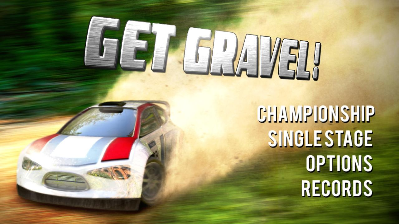Get Gravel! Demo- screenshot
