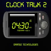 Clock Talk 2 Adfree