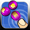 Bubble Force: Physics Puzzle icon