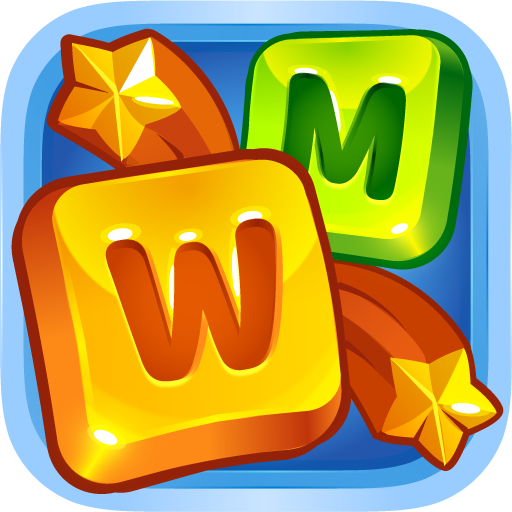 拼字のWord Morph! - エンドレスな単語パズル (英語) LOGO-記事Game