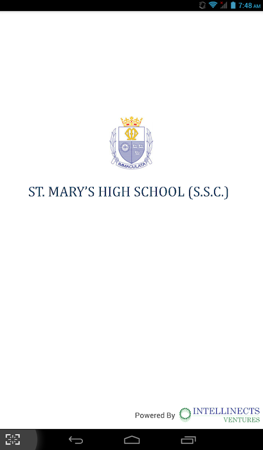 St. Mary's High School (SSC)- screenshot