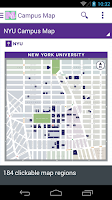 Screenshot of NYU Guide