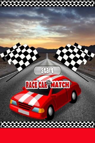Free Race Car Match
