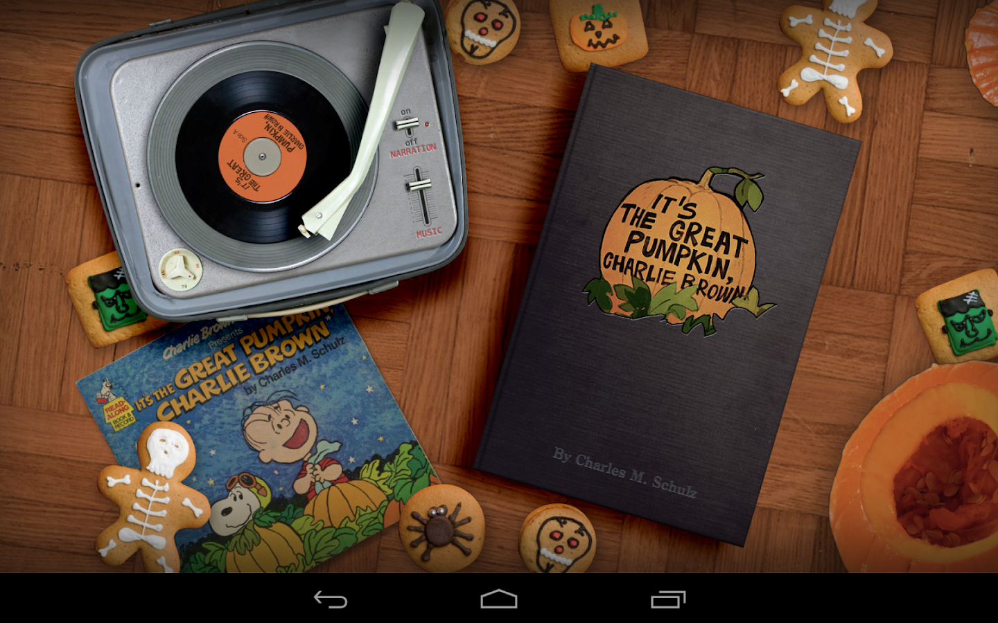 Great Pumpkin Charlie Brown- screenshot