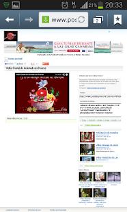 PostalVirtual, Postales Gratis- screenshot thumbnail