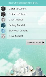 Cubelets Control - screenshot thumbnail
