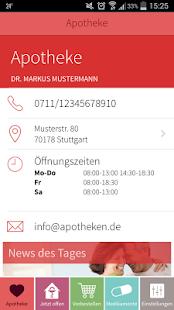 ApothekenApp - screenshot thumbnail