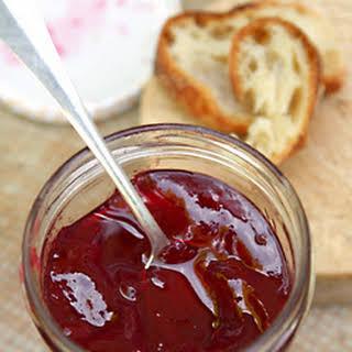 Red Currant Jam.