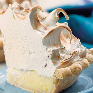 Lemon-Lime Meringue Pie.