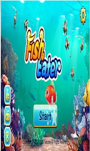 Angry fish:free hunt - screenshot thumbnail