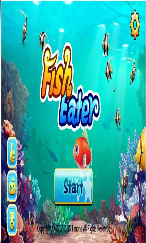 Angry fish:free hunt - screenshot