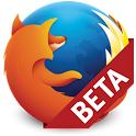 Firefox for Android 公开测试版 icon