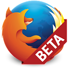Firefox für Android Beta icon