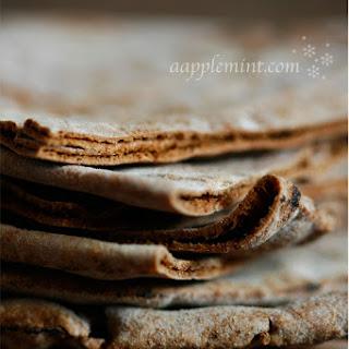 Rye Pita Bread