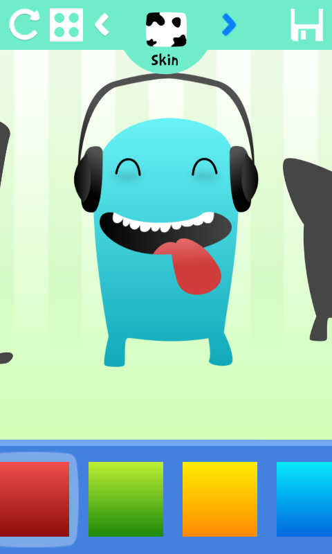 Monster Maker Fun Kids Game- screenshot