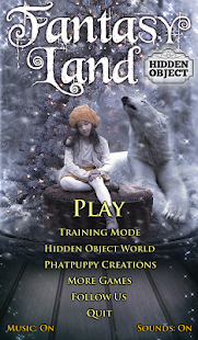 Hidden Object - Fantasyland