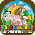 Draw Farm Animals For Toddlers icon
