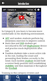 Skydiver's Information Manual- screenshot thumbnail