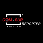COM-SUR REPORTER 'ON THE GO' +