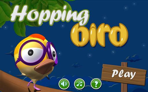 Running Hop Bird