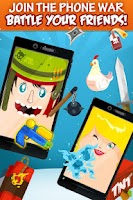 Screenshot of Phone Fight - Free action MMO