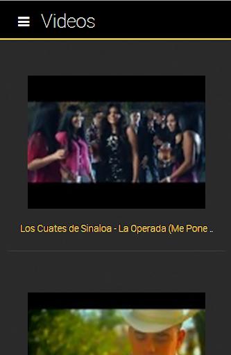 Los Cuates de Sinaloa Fan Club