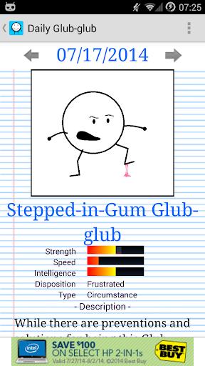Daily Glub-glub - Free