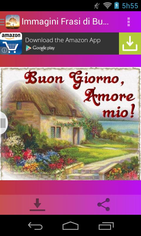 spesso Immagini Frasi di Buongiorno - App Android su Google Play GN24
