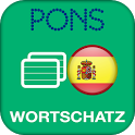 PONS Spanisch Wortschatz icon