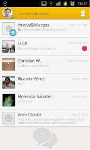 Personal Messenger - screenshot thumbnail