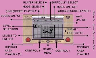 Screenshot of Snake-O-Tronic