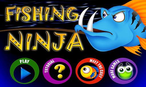 Ninja Fisher Man FREE