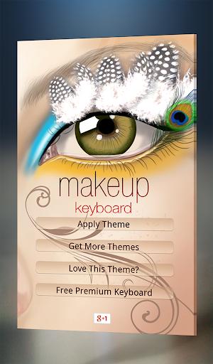 Makeup Keyboard