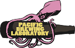 Logo for Pacific Brewing Laboratory