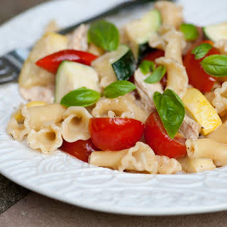 Summer Chicken Pasta Recipes.