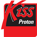 Kiss Proton Czech Republic logo
