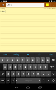 Laban Key Go Tieng Viet - screenshot thumbnail
