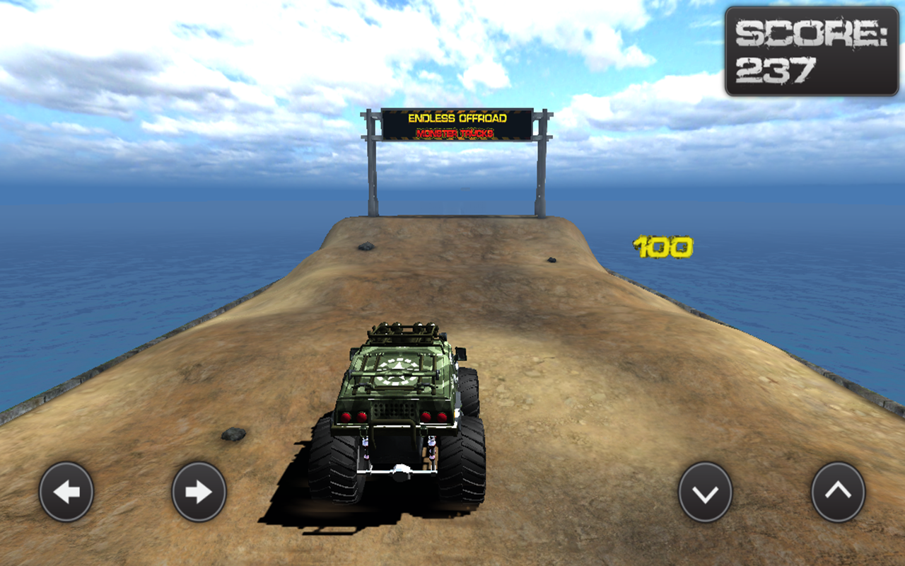 Endless OffRoad Monster Trucks- screenshot