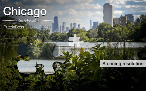 Chicago Jigsaw Puzzles Demo