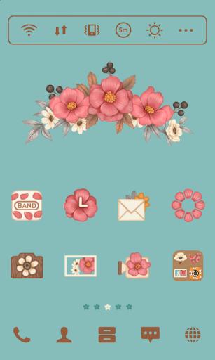 Blossom dodol theme