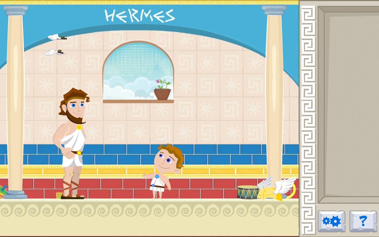 Babylympus - screenshot