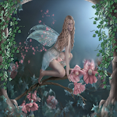 Forest Fairy GO LOCKER THEME