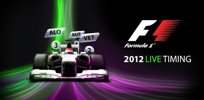F1™ 2012 Timing App - Premium apk