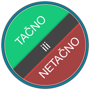 Tacno ili Netacno – Kviz for PC and MAC