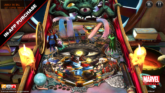 Marvel Pinball- screenshot thumbnail
