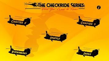 Screenshot of CH47F Chinook Flashcards Study